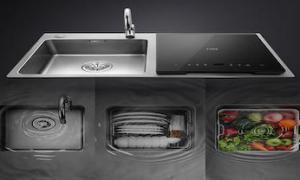 洗碗机,成为厨电行业下一个品类必