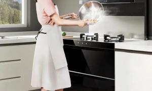 五成消费者偏爱开放式厨房,集成灶正成新厨房必需品