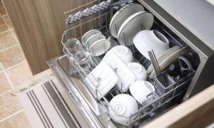 用过洗碗机的都说好,尤其是这六个优点