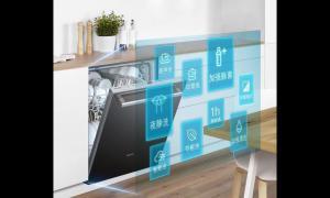 洗碗机无法在中国市场普及?四大误区是主要原因