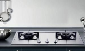 厨房装修的这么精致,可别选错燃气灶了