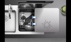 一颗在中国厨电市场崛起的新星——洗碗机,你家有吗?