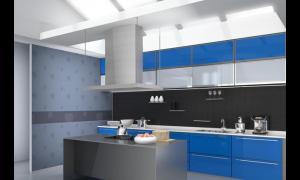 """厨房是关于""""食""""的场所,是家里较重要的空间,智能厨房应用广泛"""