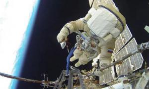 开发太空用洗碗机!