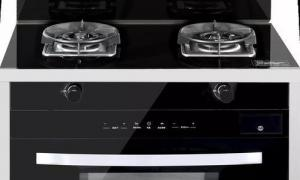 厨房电器里的集成灶为什么高于传统三件套?