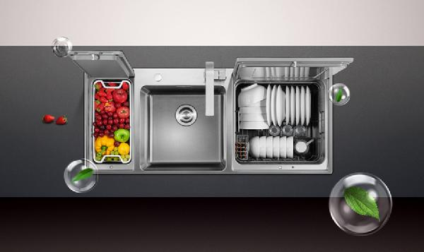 家用洗碗机好不好用 洗的干净用的安心