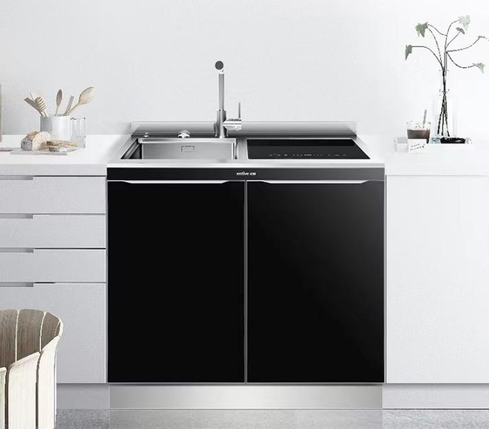 亿田洗碗机集成水槽正以集成科技,重塑中国厨房水洗生态