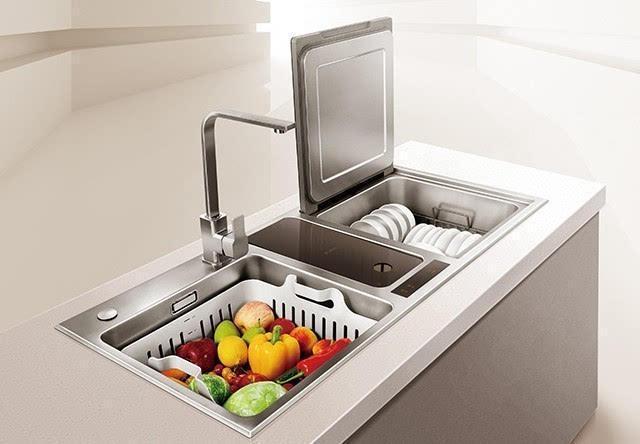 一台洗碗机5000元+,中产阶级告诉你:不用洗碗的日子有多爽