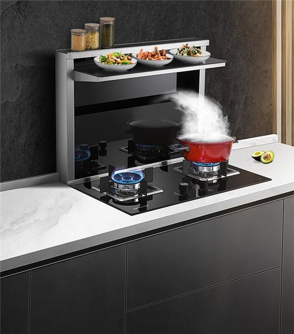 CARDE分体集成灶:买厨电一定要关注的5个方面,太重要了