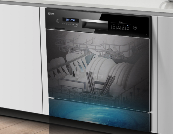 零售额同比增长24.5% 上半年洗碗机市场保持增速