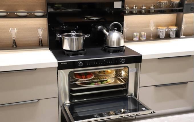 夏日装修之厨房篇——亿田天猫精灵D5ZK集成灶开箱安装