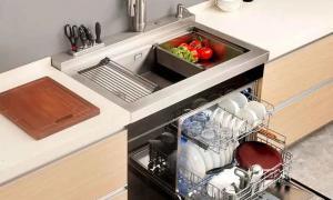 洗碗机,年轻人超爱的厨房神器!