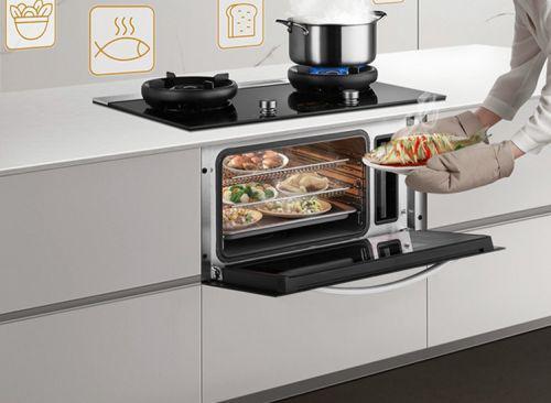 集成灶品牌排行榜 体会温暖人心的厨房生活